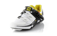 Mavic Zxellium Schuhe Men white/black/yellow mavic